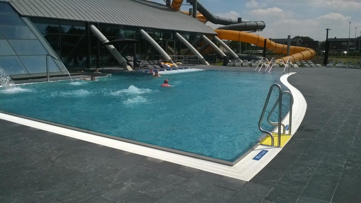 Buitenbad Aquadroom